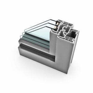 FTT - Internorm KF310 Kunststoff Aluminium home pure