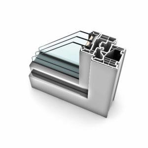 FTT - Internorm KF310 Kunststoff Aluminium home soft