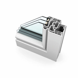 FTT - Internorm KF310 Kunststoff ambiente